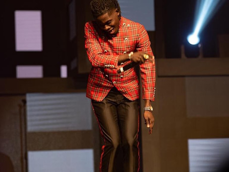 VGMA 2020: Kuame Eugene wins Artist of the Year