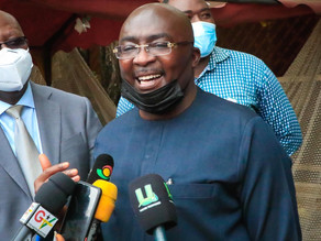 We're building a new Ghana that works - Bawumia
