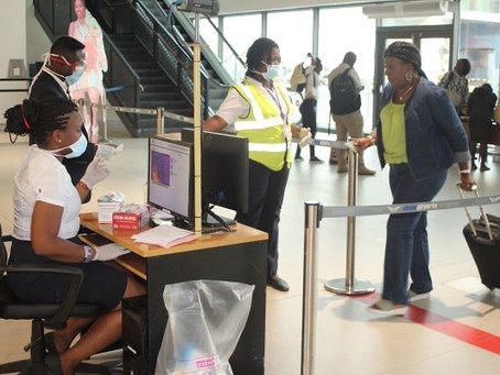 Posses proof of negative PCR test before arriving at KIA - Akufo-Addo to Travellers