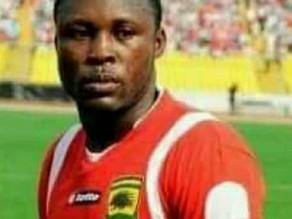 Former Asante Kotoko player passed away.