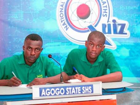 Agogo State College returns to National Science and Maths Quiz