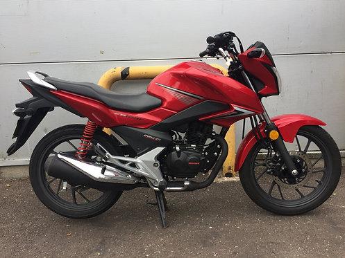 2020 Honda CB 125-F