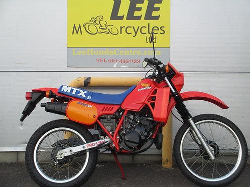 1983 HONDA MTX 200-R