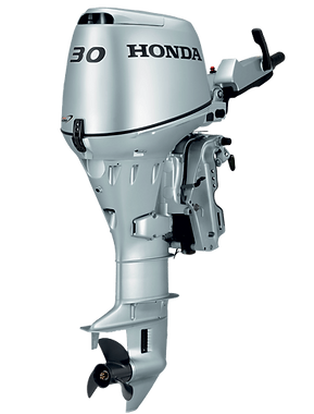 Honda 30 HP outboard