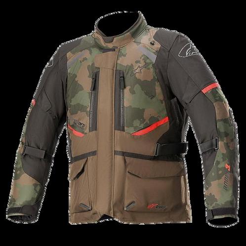 Alpinestars Andes V3 Drystar Jacket Khaki Camo