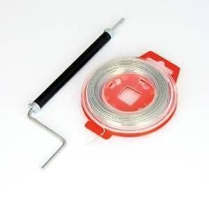 Safety lock wire tool with 30m wire TLSWPL12