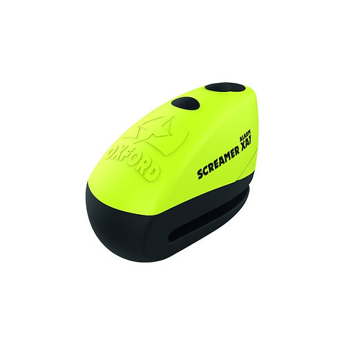 Oxford Screamer XA7 Alarm Disc Lock  - (WAS €45)