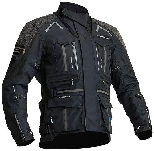 Lindstrands Oman Textile Jacket Black