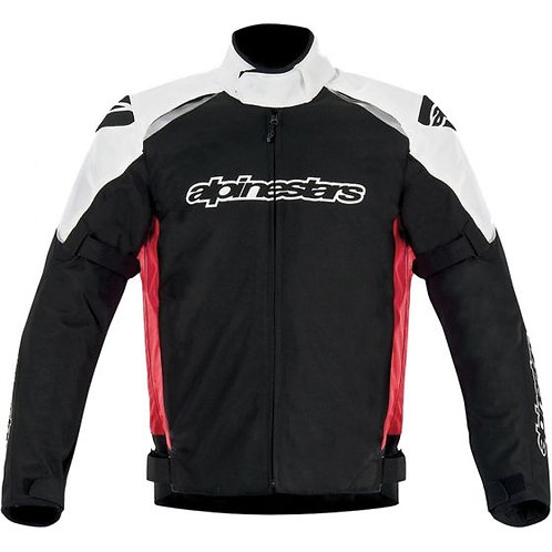 Alpinestars Gunner Jacket Black White Red