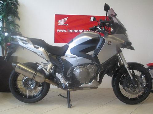 SOLD - 2012 VFR1200X Crosstourer