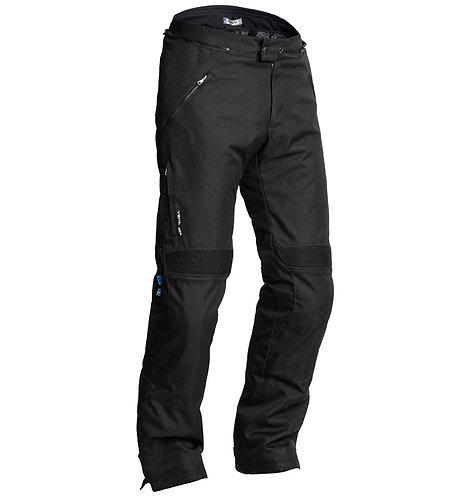 Lindstrands Volda Textile Trousers Black