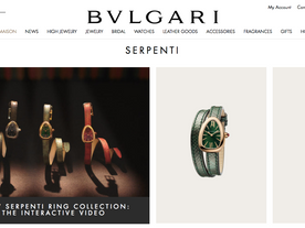 Bulgari Serpenti Collection