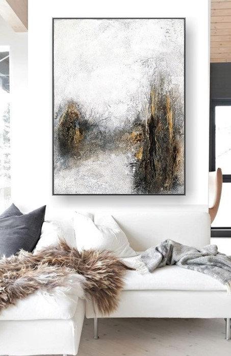 "VICTORIA Gemälde ""The Discovery II"" 60x80cm Abstrakt"