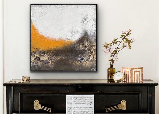 "Gemälde ""The Liberation II"" 70x70cm  Abstrakt  by VICTORIA"