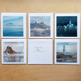 Cards: North East Coastal Landmarks