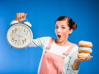 Czy godziny posiłków w ciągu dnia są ważne? TAK! - cz. 1.