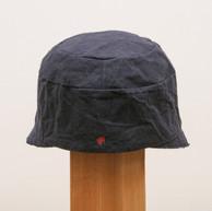 Wax Coated Cotton Cap / NAVY