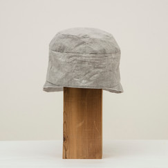 Soot Dyed Light Cotton Cap