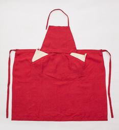 Linen Apron Standard /  Front Pocket