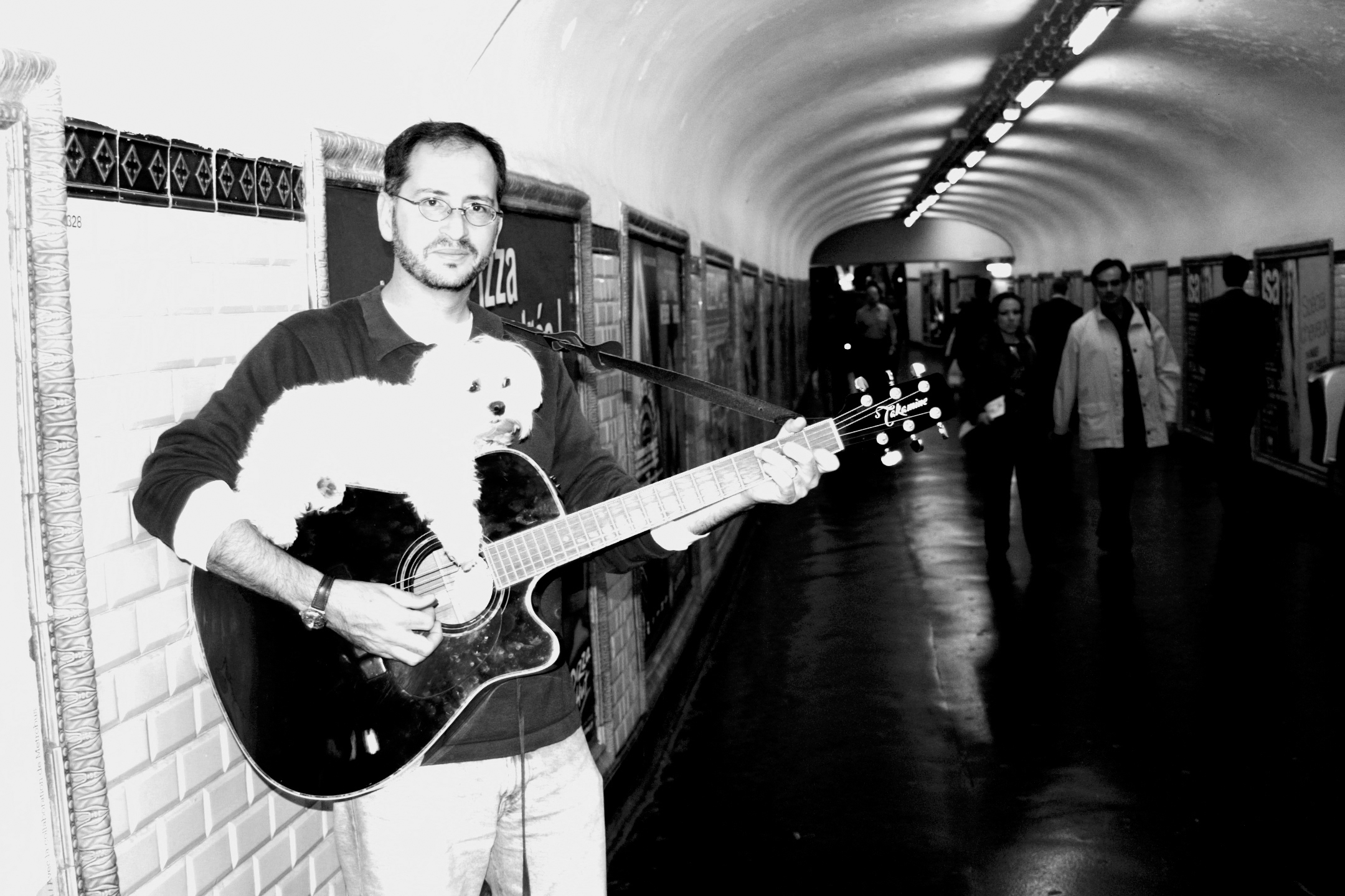 Paris Metro with Walden