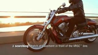 V-Rod Commercial