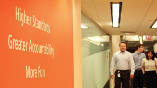 Corporate Values Video