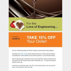 V-Day Email