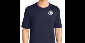 Short Sleeve Logo Tee - Navy