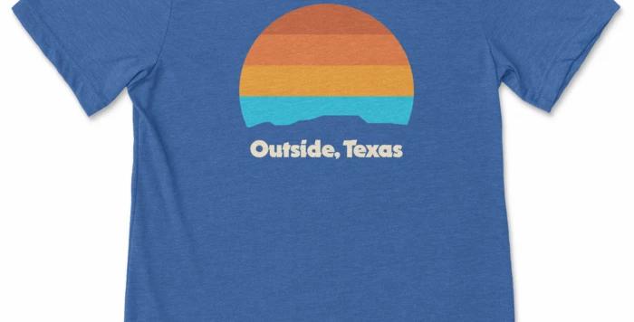 Outside Texas - Short Sleeve Tee