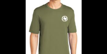 Short Sleeve Logo Tee - Olive