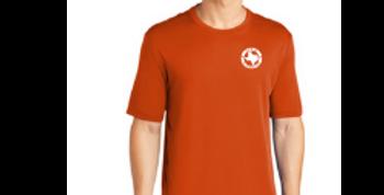 Short Sleeve Logo Tee - Burnt Orange