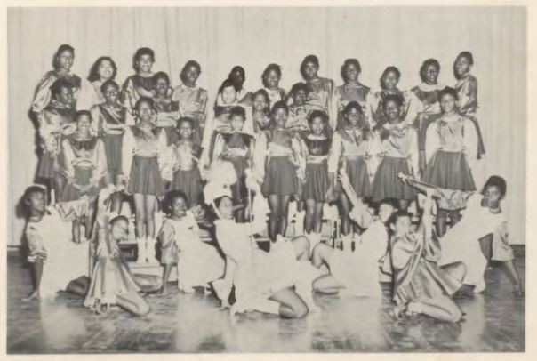 Dance team OL price 1961.JPG