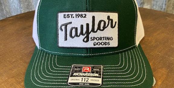 Taylor Sporting Goods - Richardson 112 Hat