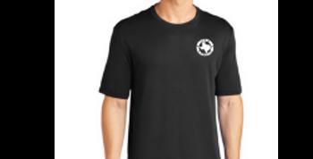 Short Sleeve Logo Tee - Black
