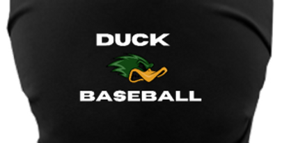 Duck Baseball Logo Gaiter