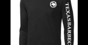 Long Sleeve Logo Tee - Black