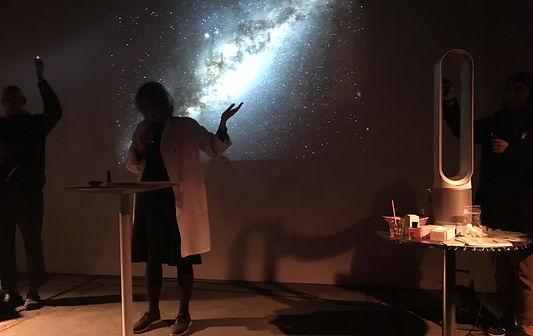 Odorama Kypi performance | Claudia De Vos