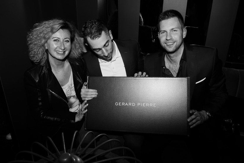 Gerard Pierre Launching Party