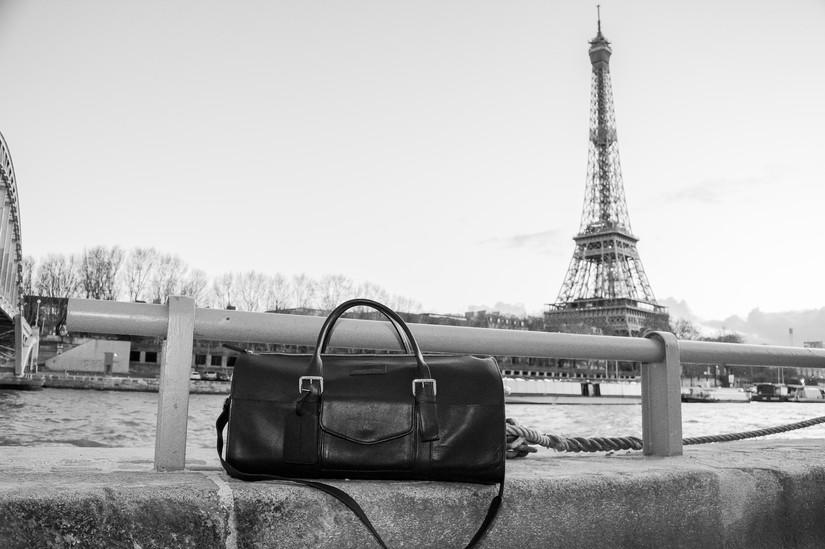 Barry Weekender Bag by Gerard Pierre