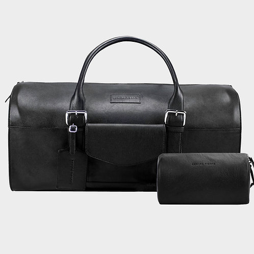 Barry Weekender Bag + John Toiletry Bag Deal