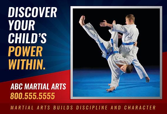 139502_Martial Arts Postcards_120817_Opt