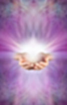Receiving a Reiki Attunement - female cu