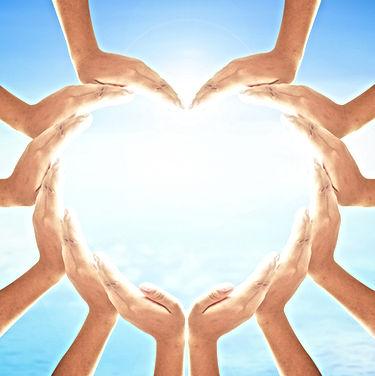 World spiritual health day concept_ Huma