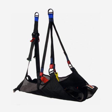 zipline superman harness