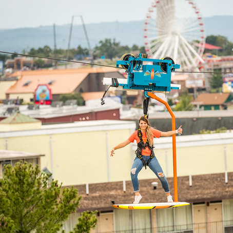 New Zipline Thrill Ride Coming to Promenade at Sunset Walk next to Margaritaville