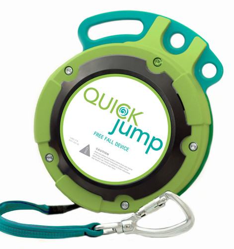 Quick Jump – Free Fall Device