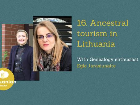 016 - Ancestral tourism in Lithuania with Genealogy Enthusiast Egle Jarasiunaite