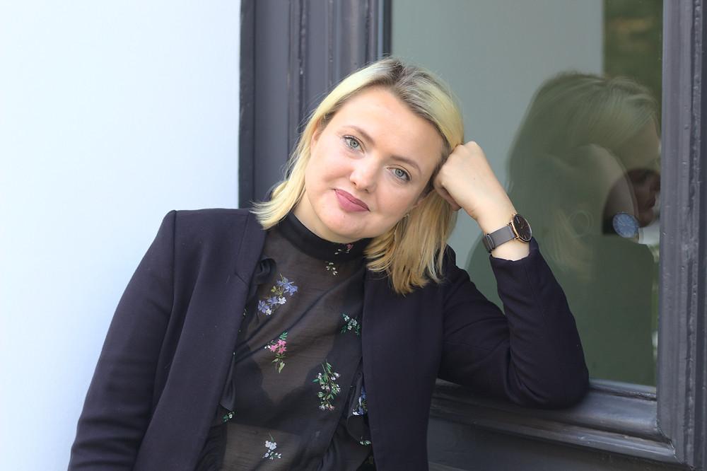 Ruta Naujokaite Lithuanian Dream Podcast