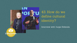 043 - How do we define cultural identity?