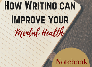How Writing Can Improve Your Mental Health
